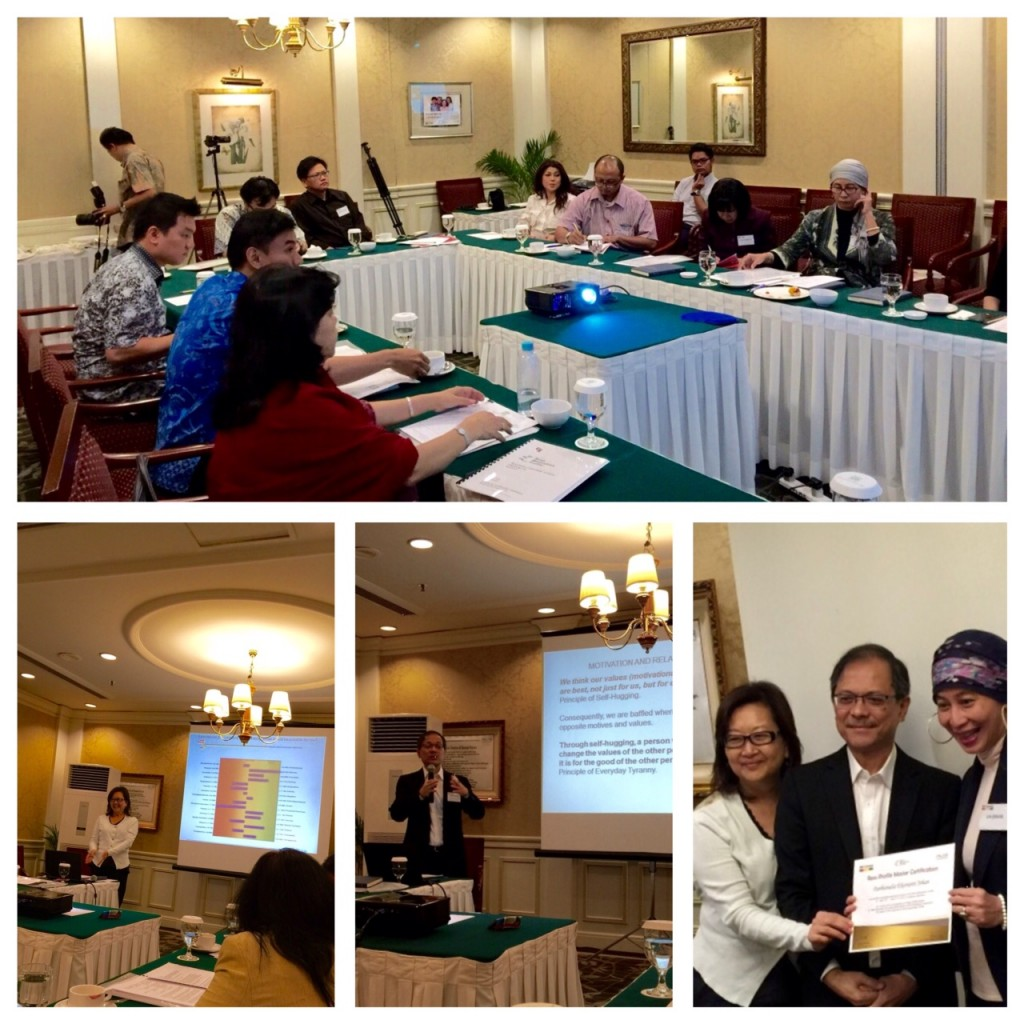 Reiss Master Certification In Indonesia